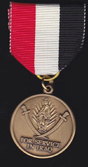 CBP Iraq medal obverse
