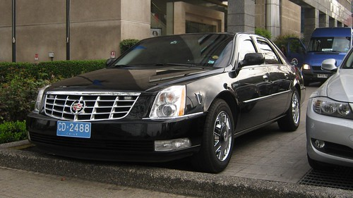 Cadillac DTS 2008 - Santiago, Chile
