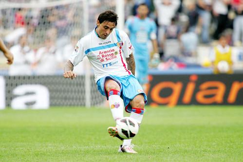 """ESCLUSIVA – Ag. Alvarez: """"Il Catania ha detto no al West Ham, il mancato rinnovo può complicare la situazione """"$"""
