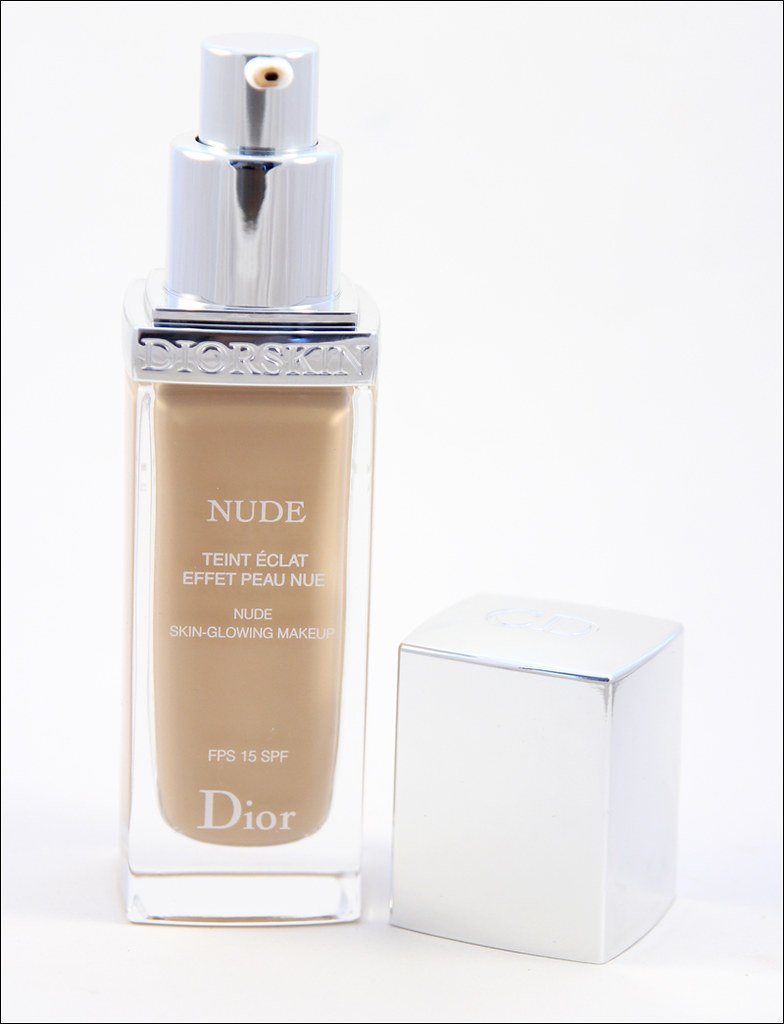 Dior diorskin nude foundation1