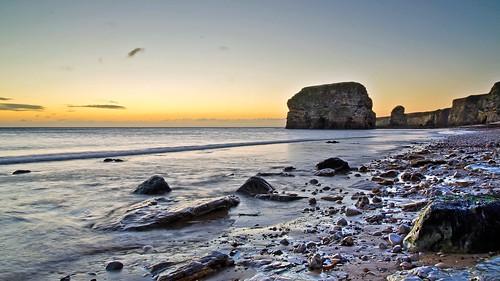 autumn sunrise bay nikon marsden coastaluk pd1001 d7000 pauldowning pauldowningphotography