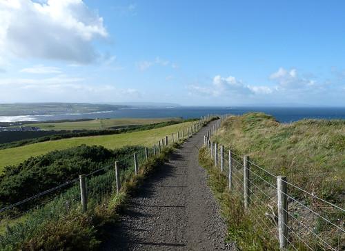 causeway cliff path