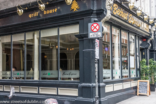 New Restaurant On Dame Street by infomatique