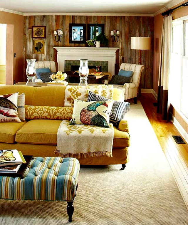 Living Room Inspiration from BHG.com