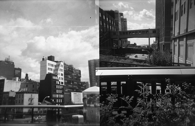 High Line NYC bw591 72 dpi