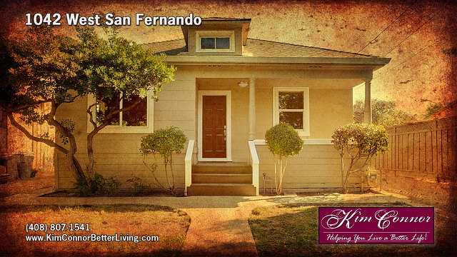 1042 W San Fernando Charming Remodel Willow Glen Home for Sale