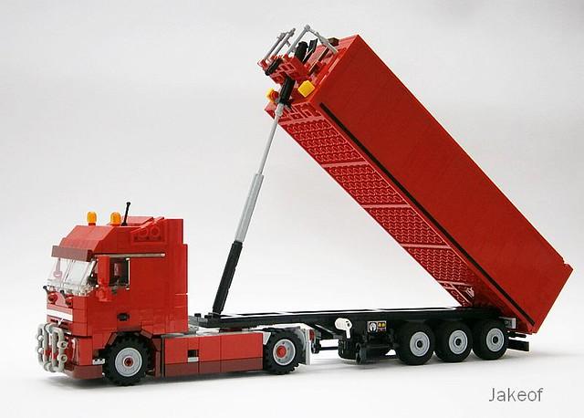 Volvo & Feber trailer