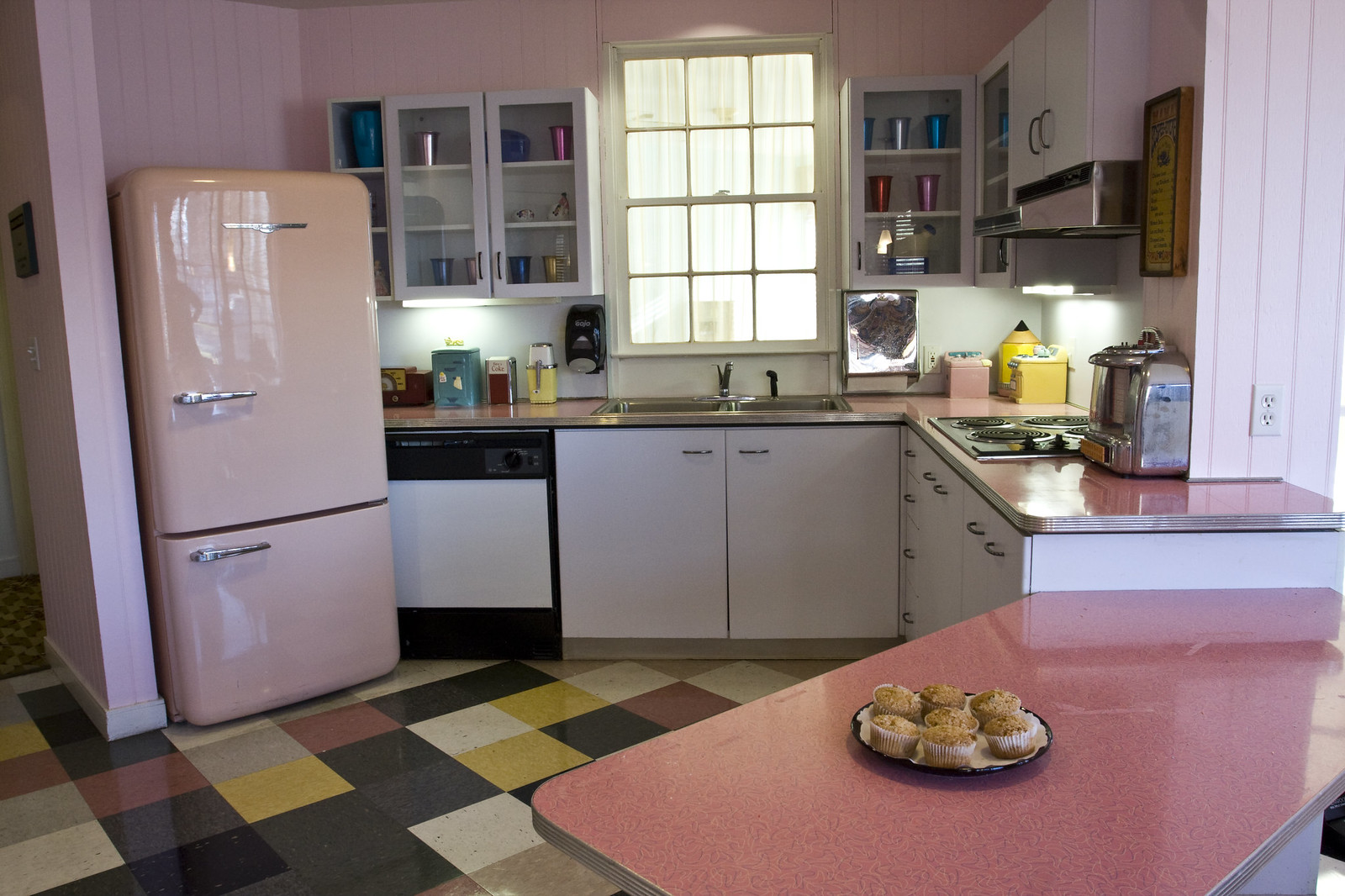 50's Style Kitchen by Chelsea Jewish Foundation | Dream home | Pinterest |  Kitchens and House