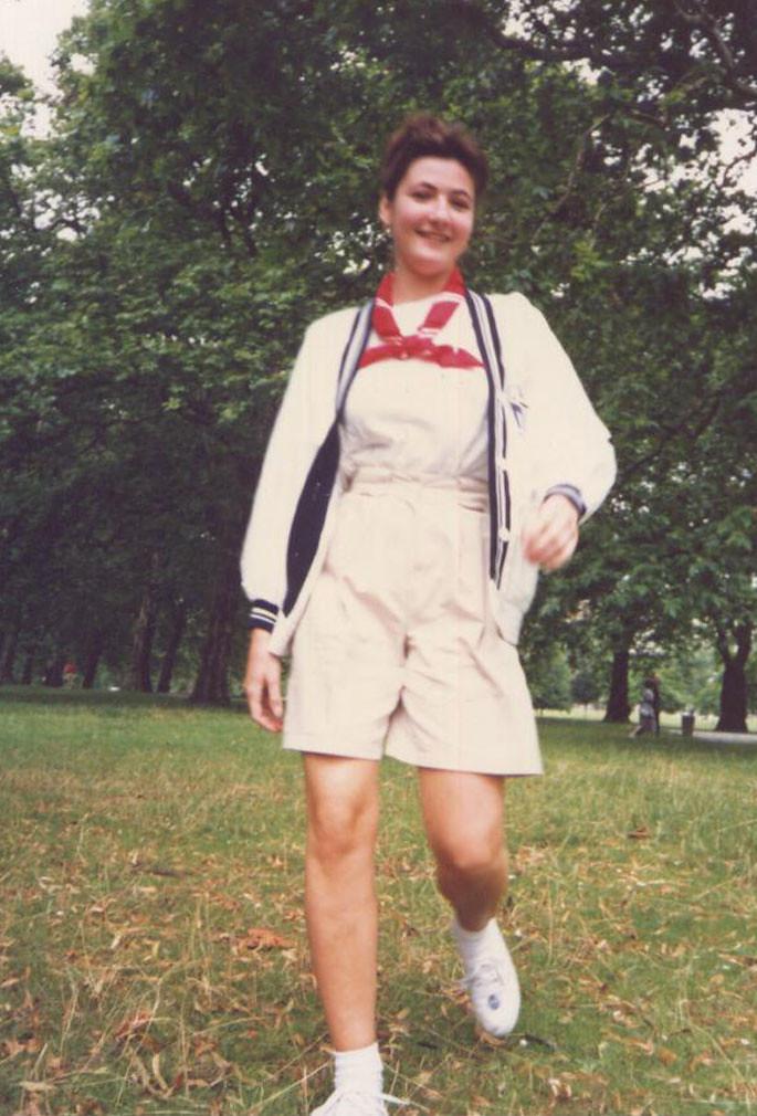 Catherine aged 16