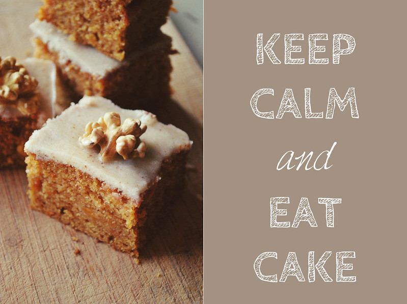 Carrot & Pumpkin Cake
