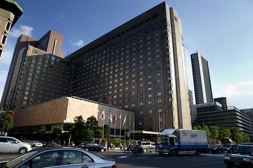 Imperial Hotel - Tokyo, Japan