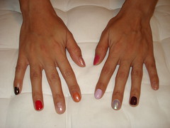 artificial nails(0.0), hand(1.0), nail care(1.0), finger(1.0), nail(1.0), manicure(1.0), cosmetics(1.0),