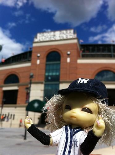 EpicMosT Battle O Da Yankee's Ans Da Orioles In's Da Yard! by DollZWize