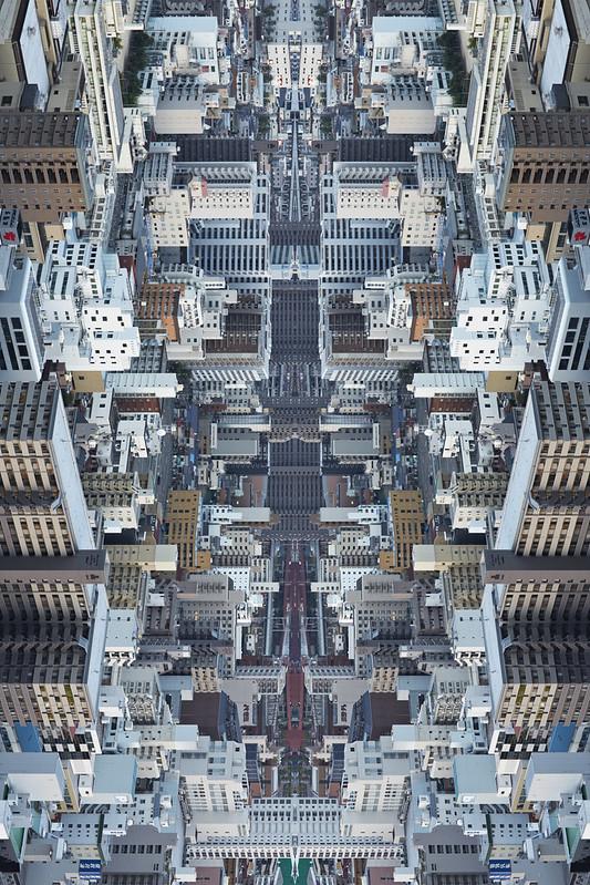 High density.