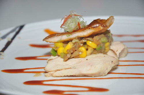 Mandarin Oriiental MIGF Trio of Corn Fed Chicken