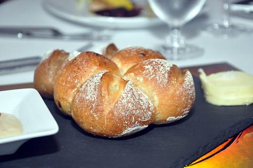Mandarin Grill Bread