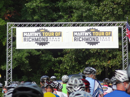 Tour of Richmond Oct 6, 2012 Ride (6)