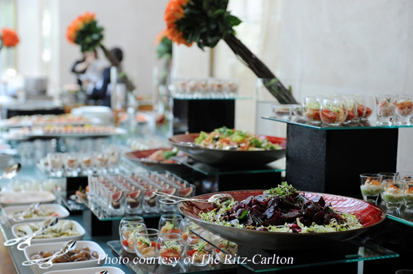 The SuperBrunch @ The Ritz-Carlton Millenia Singapore