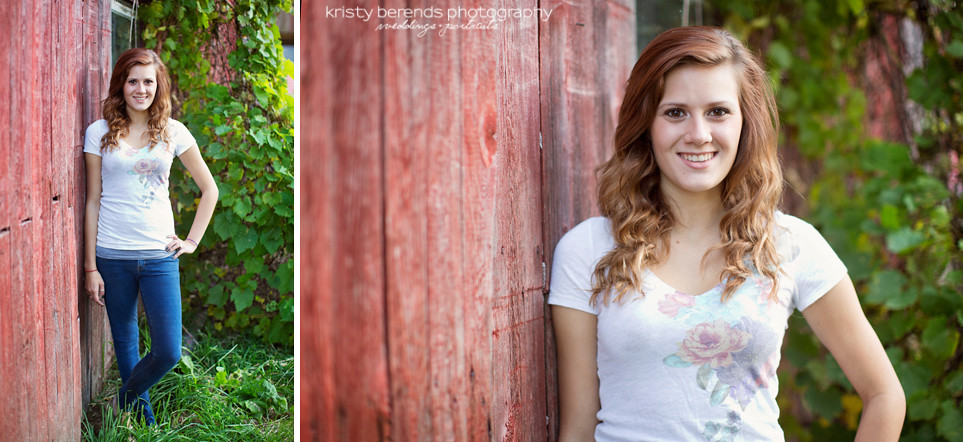 Barn - Senior Photography