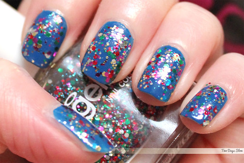 Angelica Brit Pop Manicure