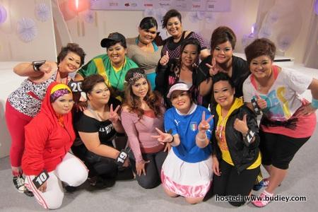 Pusingan Separuh Akhir Ratu Jumbo 2012