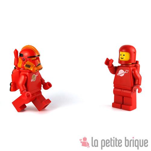 The Rookie is pretty impressive by La Petite Brique