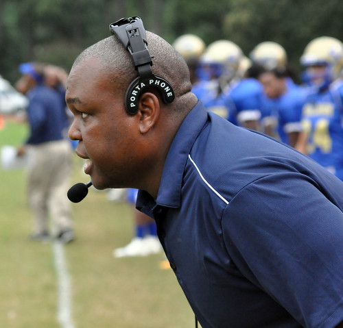 2012 Coach of the Week presented by Russell Athletic // Allen Johnson of Chamblee Charter High School located in Chamblee, GA // October 8, 2012