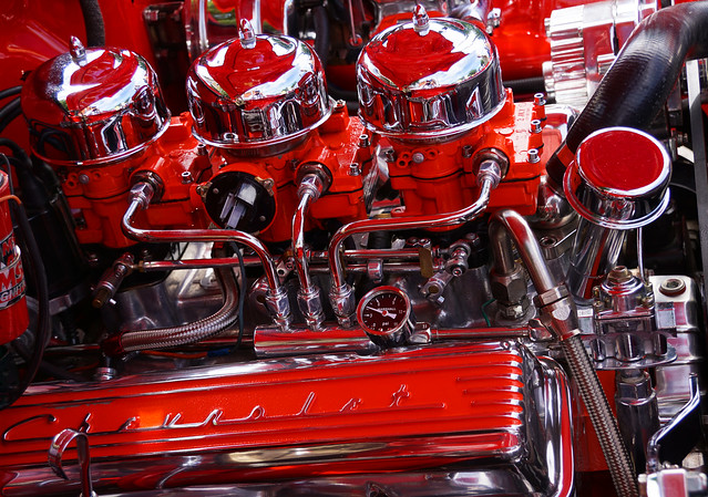 1955 Chevrolet Belair, 7-10-2016
