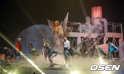 Big Bang - Mnet M!Countdown - 07may2015 - Osen - 03