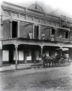 Tabrett's Building