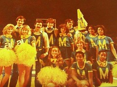 Cheer Out Ahoya! Join the @muathletics spirit squad. Tryouts are at noon on Sunday at the Al. #WeAreMarquette #fbf
