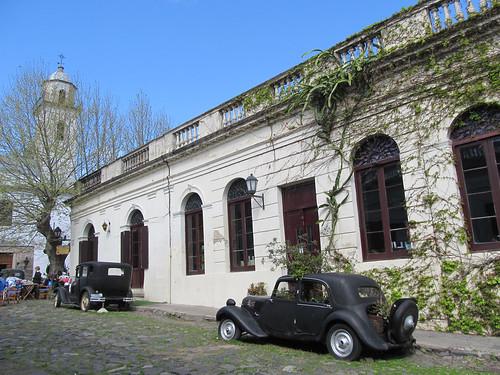 Colonia del Sacramento: le quartier historique