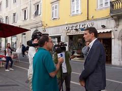 Intervista RAI
