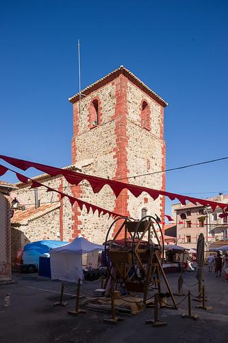 iglesia de Nuestra Señora de la Asunción, Bronchales (Teruel)