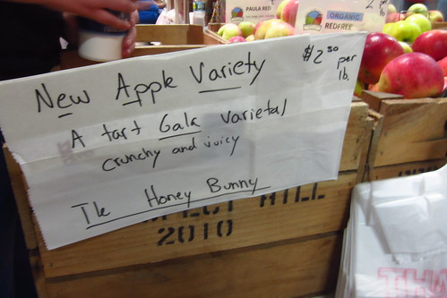 Honey Bunny Apples
