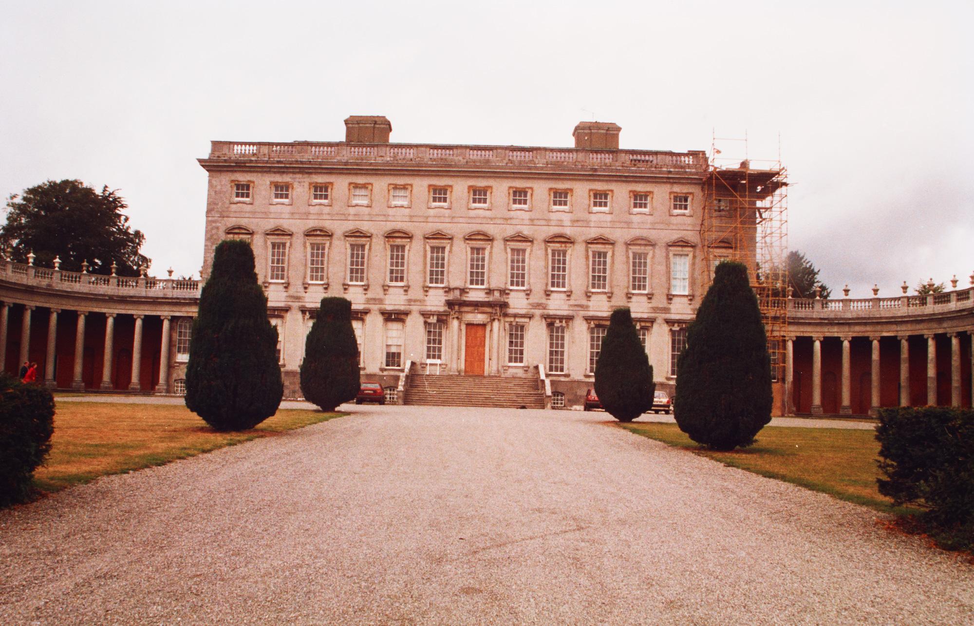 Castletown House, Kildare, 1990