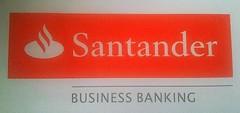 Santander business banking