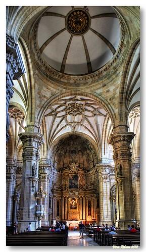 Basílica Santa María del Coro #2 by VRfoto