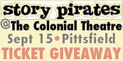 Ticket Giveaway: Story Pirates at The Colonial Theatre