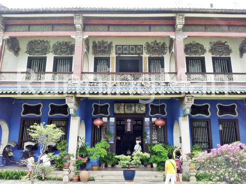 Cheong Fatt Tze Blue Mansion 03