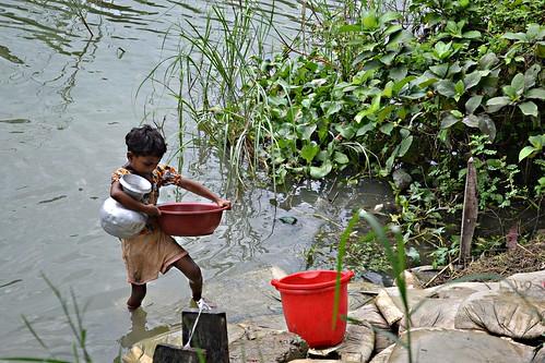 Sonargaon River Gypsy Community