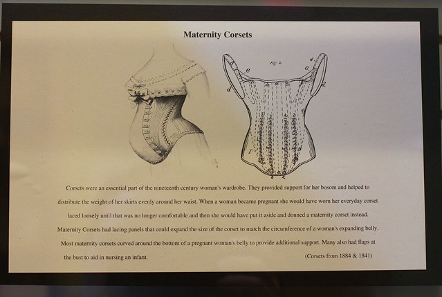 maternity corset info-End of the Oregon Trail Interpretive Center