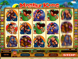 Monkey King Slot Machine