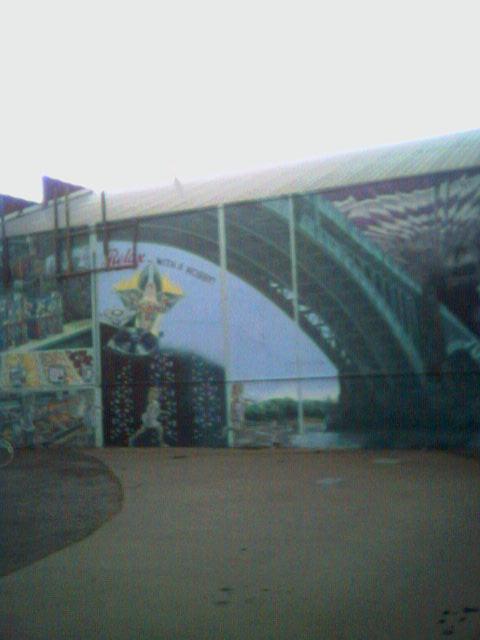 Millvale mural