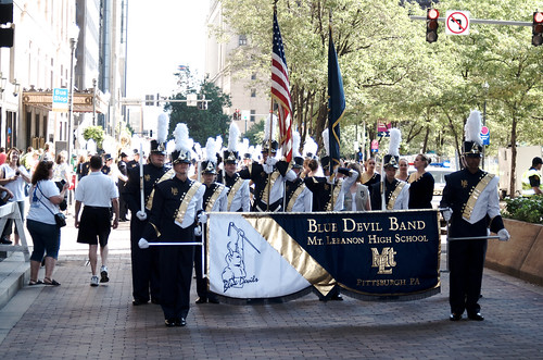 Marching band,