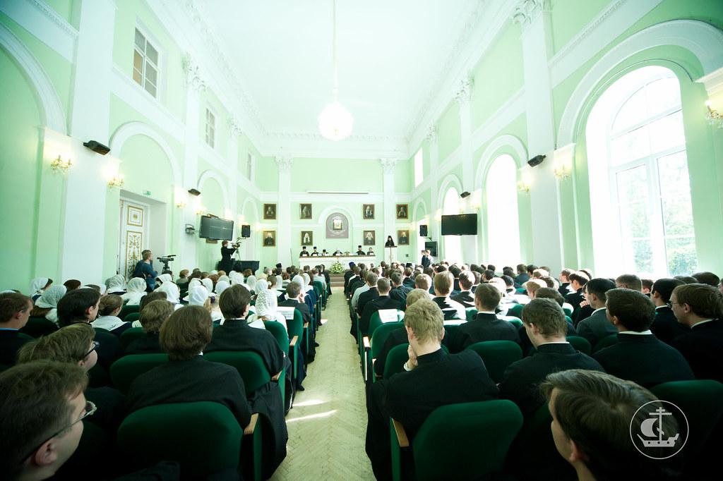 1 сентября 2012, Торжественный акт по случаю начала нового 2012-2013 учебного года