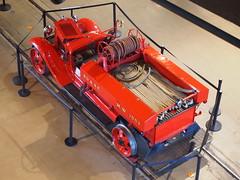 San Diego & Arizona Eastern M W 1003 1931 Ford Model AA Rail Fire Engine 05