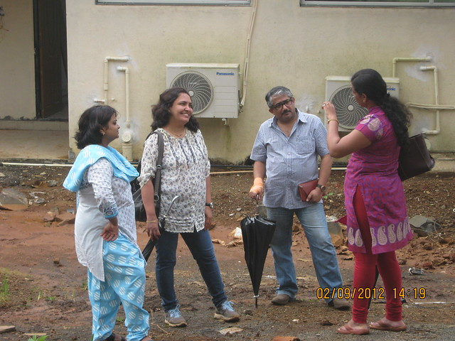 Mrs. & Mr. Manish Wakade of Katyayani Upvan Plots at Morve on Pavana Dam near Lonavala