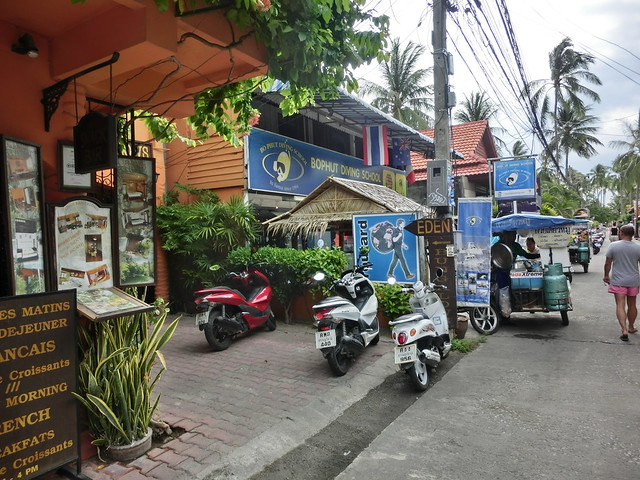 Restaurants & Shops - Fisherman's Village