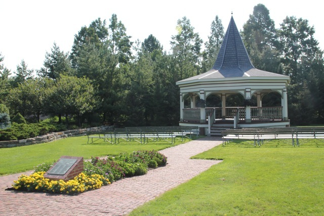 gazebo at boardman park flickr photo sharing